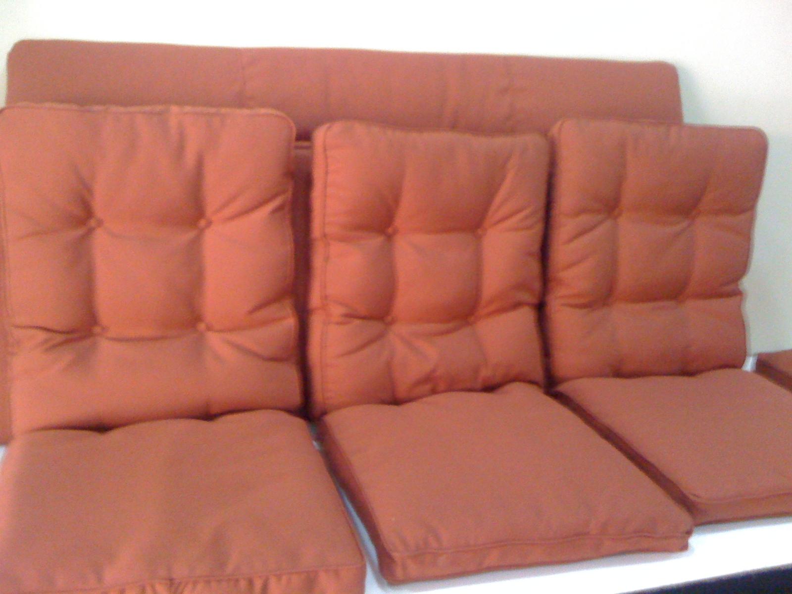 Tapizado de cojines para sillas de exterior tapizados for Cojines de exterior