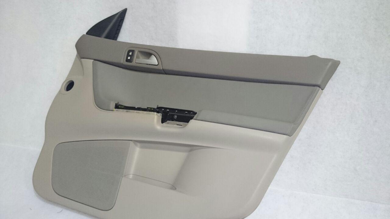 Fundas a medida Volvo V50 - Tapizados Alguacil