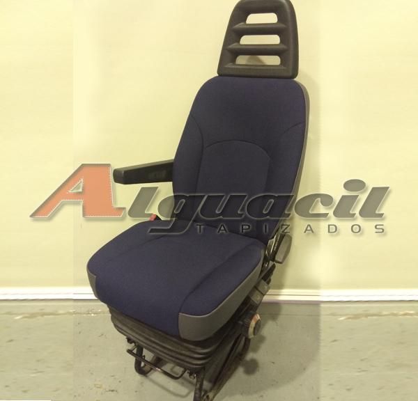 Tapizado asiento iveco daily tapizados alguacil - Tapizados de coches en sevilla ...