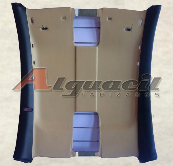 Reparar tapizado techo coche simple tapizado techo - Tapizado techo coche ...